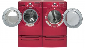 Home appliances, washing machines, refrigerators